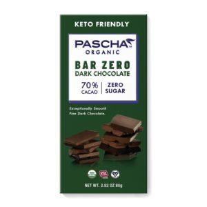 Organic Newspaper_Pascha Chocolate_Organic Dark Chocolate