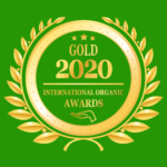 GOLD - International Organic Awards 2020