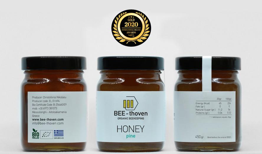 Pine Honey at Organic Newspaper.