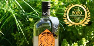 Taunus Dry Gin Ursel - Heritage or Organic Newspaper