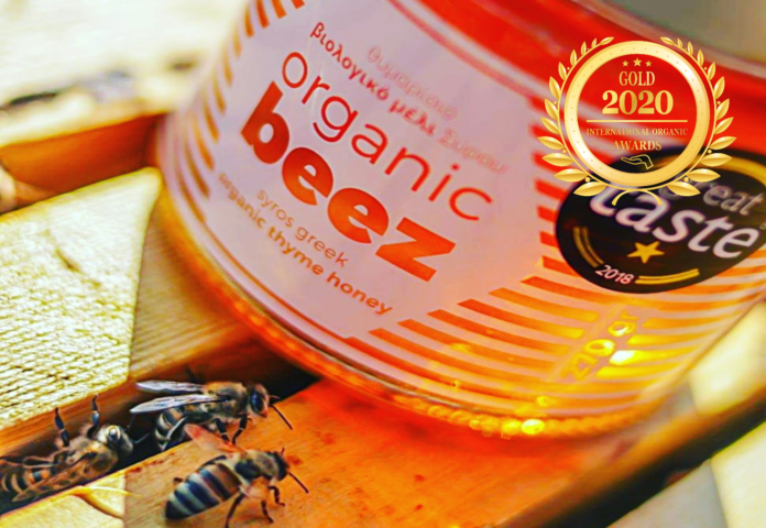 Organic Beez at Organic Newspaper