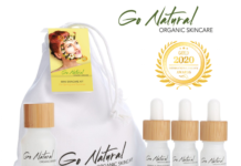 Go Natural Organic Skincare at Organic Newspaper