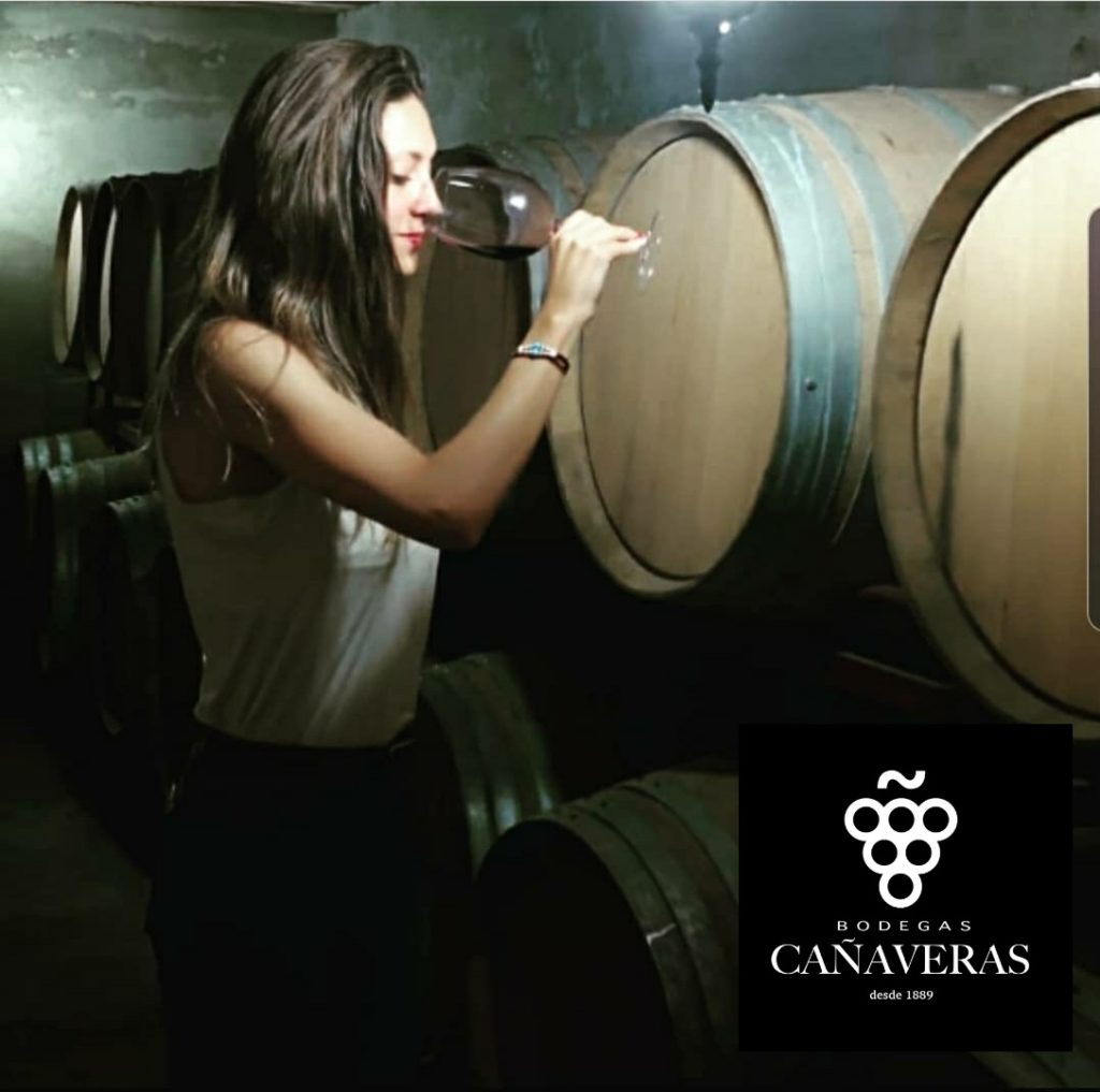 Laura Cañaveras Rodero, Commercial Director at  Bodegas Cañaveras