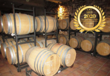 Celler de Capcanes at Organic Newspaper