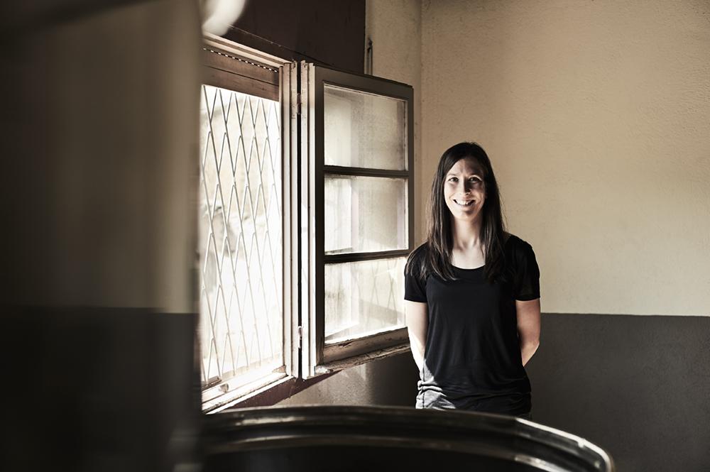 Anna Rovira, the winemaker of Celler de Capçanes