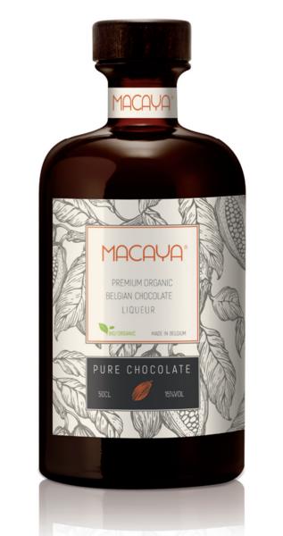 Macaya Belgian Organic Chocolate Cream has received a Gold Award in the International Organic Awards 2021, awarded by Organic-Newspaper.com