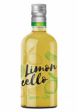 Organic Limoncello has received a Gold Award in the International Organic Awards 2021, awarded by Organic-Newspaper.com