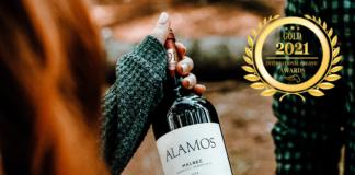 Alamos Malbec at Organic Newspaper