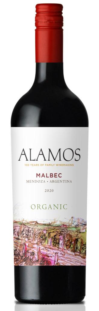 Alamos Organic Malbec 2020 has received a Gold Award in the International Organic Awards 2021, awarded by Organic Newspaper.